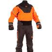 Multisport Hinge (Inc Con Zip) Orange/Black