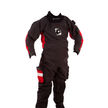 Fathom Deluxe Dive Suit Grey/Red I&DV