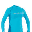 Ladies Long Sleeve Rash Vest Pro Blue/Team Blue
