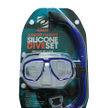 Junior + Ladies Silicone Dive Set